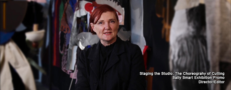 Sally Smart; Staging the Studio Exhibition