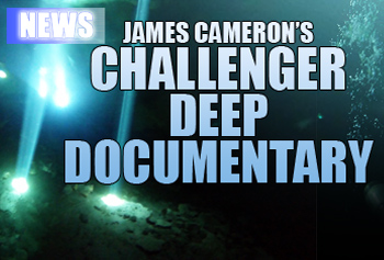 Jim Cameron's Challenger Deep Documentary